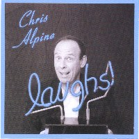 Chris Alpine Laughs